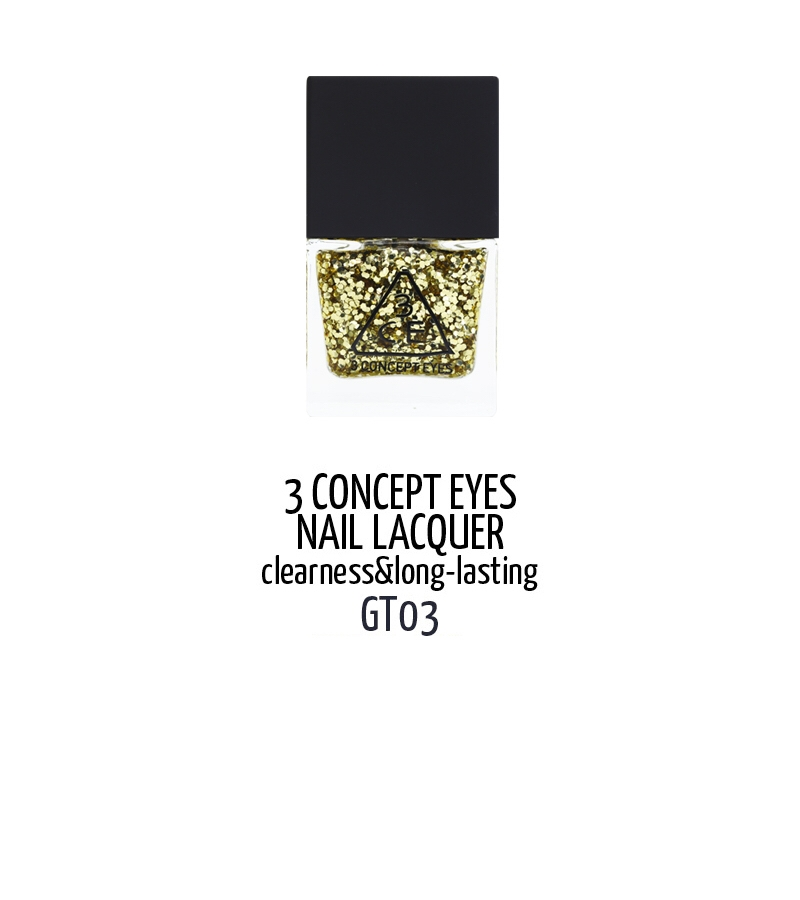 3 CONCEPT EYES - 3CE Nail Lacquer (GT03)