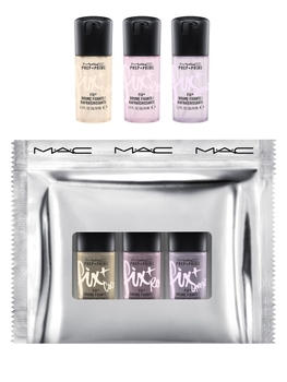 MAC - Shiny Pretty Things Prep +Prime Fix + Party Pack