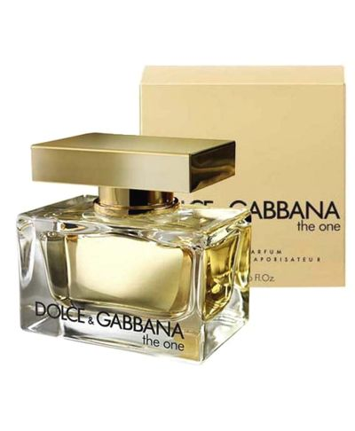 DOLCE & GABBANA - Nước hoa The One Eau De Parfum 50ml