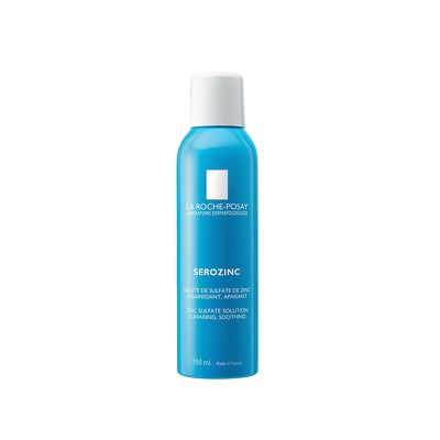 LA ROCHE-POSAY - Xịt khoáng Serozinc Zinc Sulflate Solution Cleansing , Smoothing 150ml