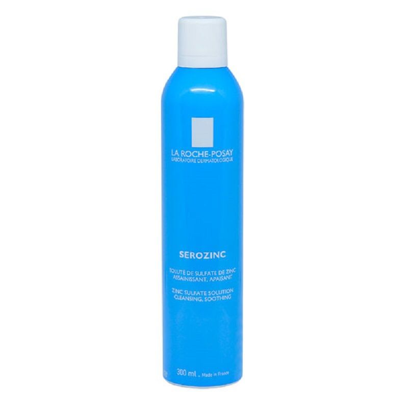 LA ROCHE-POSAY - Xịt khoáng Serozinc Zinc Sulfate Solution Cleansing , Soothing 50ml