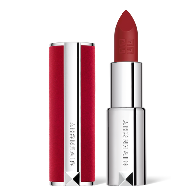 GIVENCHY - Son thỏi Le Rouge Deep Velvet Powdery Matte High Pigmentation Limited Editon 3,4g (37 Rouge Graine)