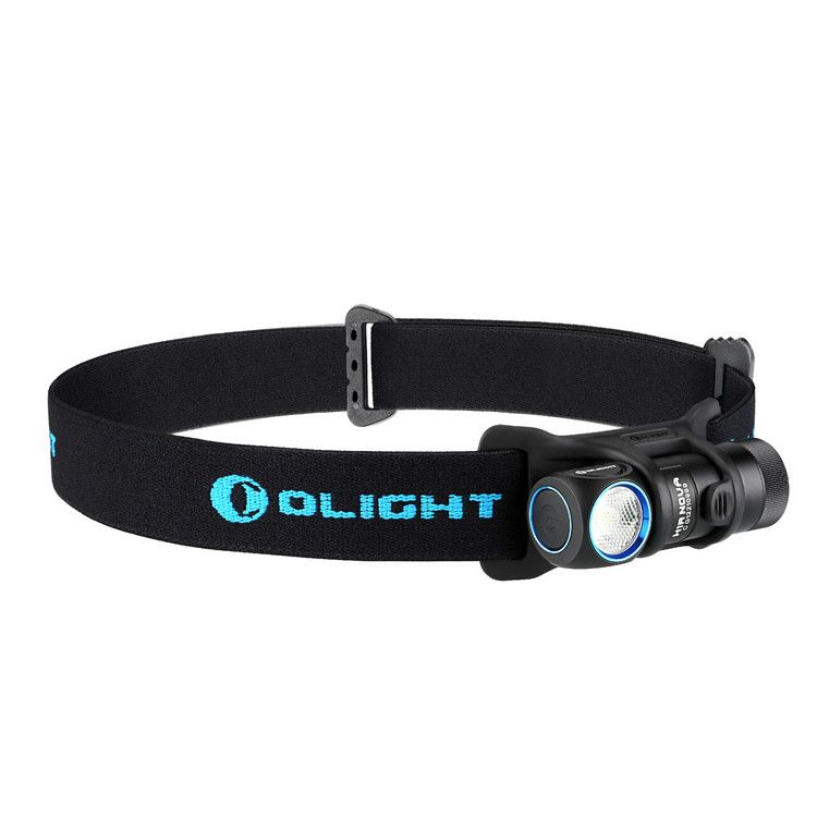 Đèn pin Olight - H1R Nova Cool White Rechargeable & Detachable LED (600 lumens)
