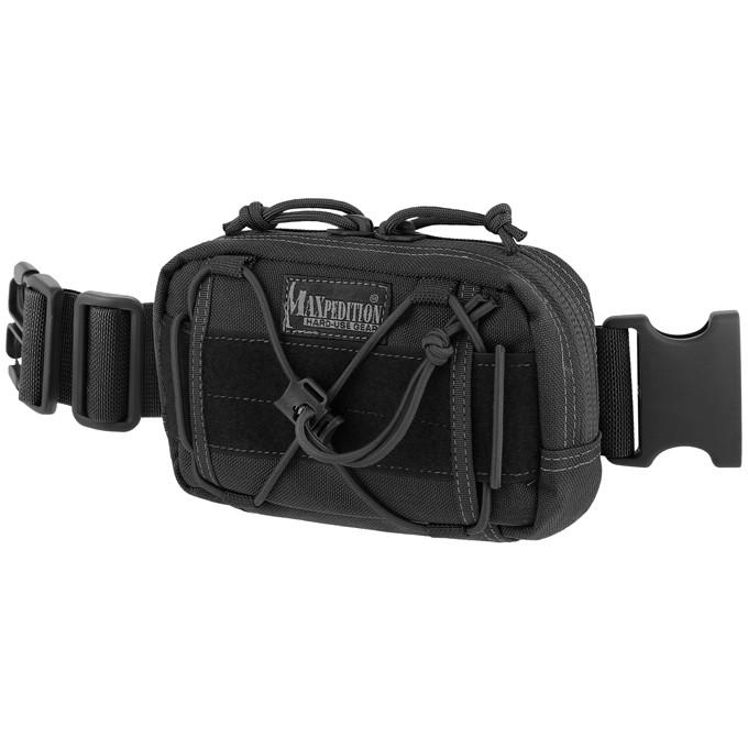 Maxpedition - Túi JANUS EXTENSION Pocket (Màu Black - 8001B)
