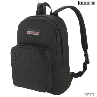 Maxpedition - Balo Prepared Citizen Classic 22L ((Black - Màu Đen) - PREPCLSB