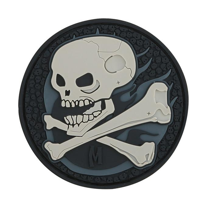 Maxpedition - Phù Hiệu Skull Patch (SWAT) 2.5