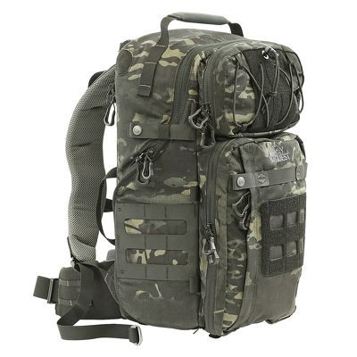 Vanquest - Balo TRIDENT-32 (Gen-3) Backpack - 32L (Màu MultiCam-Black - 770332MCB)