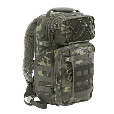 Vanquest - Balo TRIDENT-21 (Gen-3) Backpack - 21L (Màu MultiCam-Black - 770321MCB)