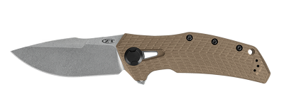 Zero Tolerance 0308 Flipper Knife Coyote G10