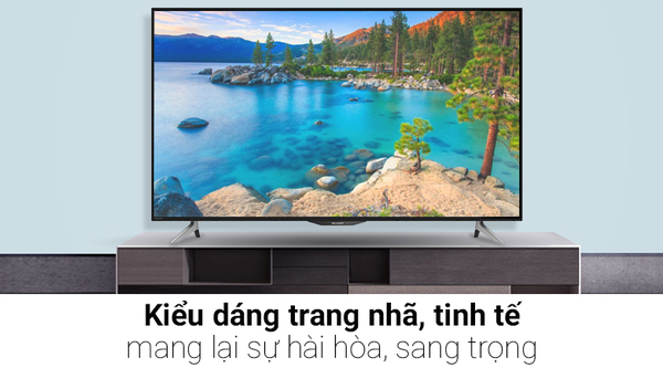 Tivi Sharp LC-50UA6800 50inch 4K smart