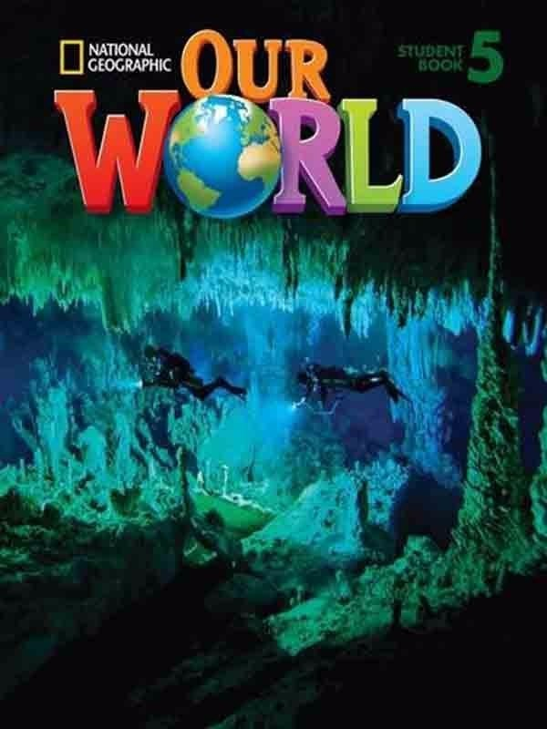 Our world student book 5