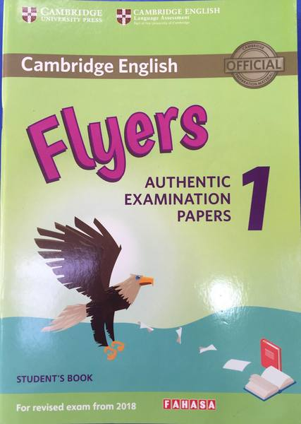 Cambridge English Flyers 1