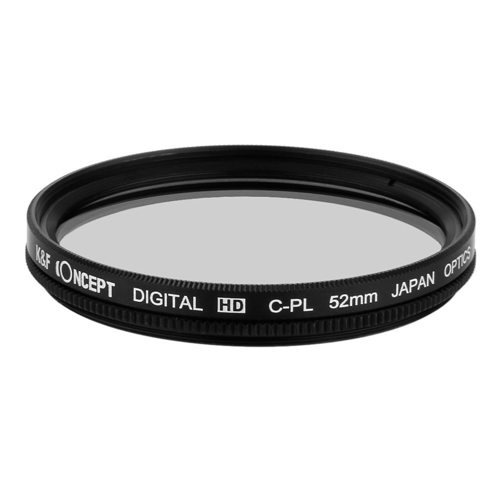 K&F Concept filter CPL Japan Optical Glass