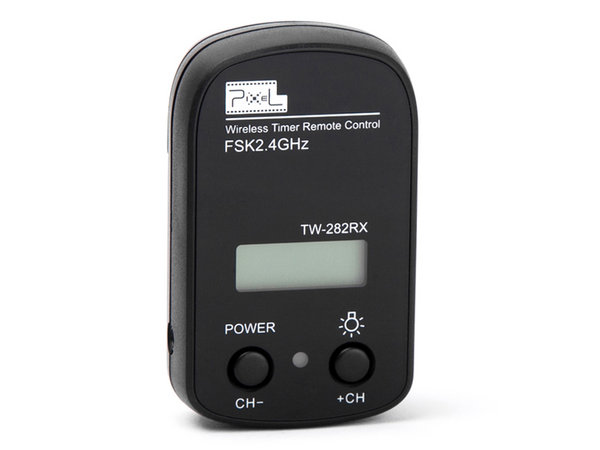 Remote PIXEL TW282 Wireless Timer Remote Control - All camera