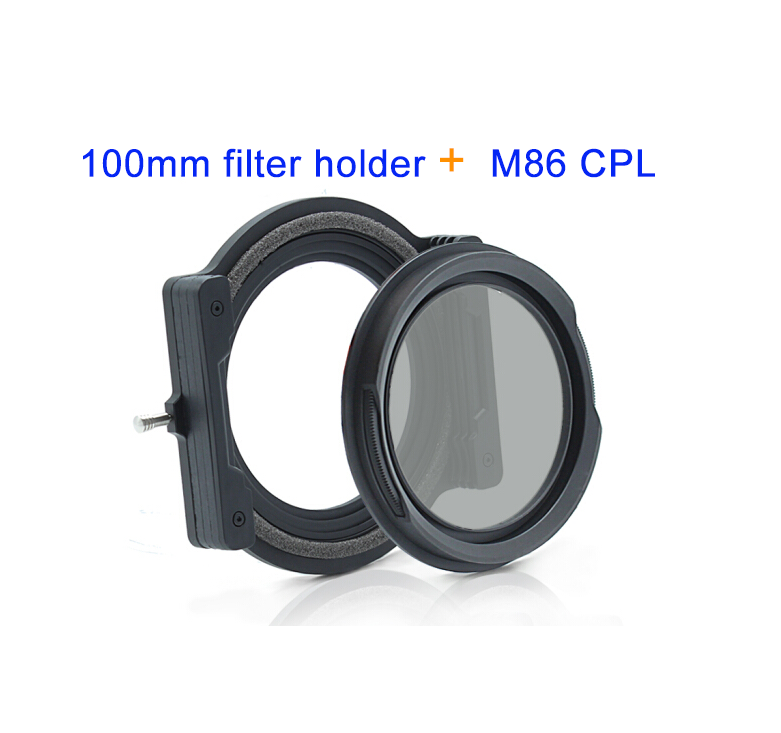 Z series filter Holder ProFOCUS LIPA with Pro CPL 86mm