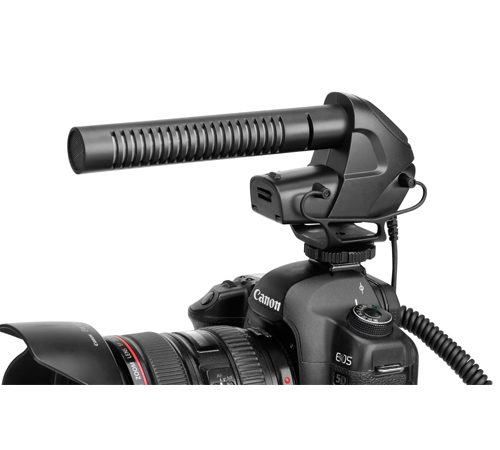 Micro Boya BY-BM3030 On-Camera Shotgun Microphone