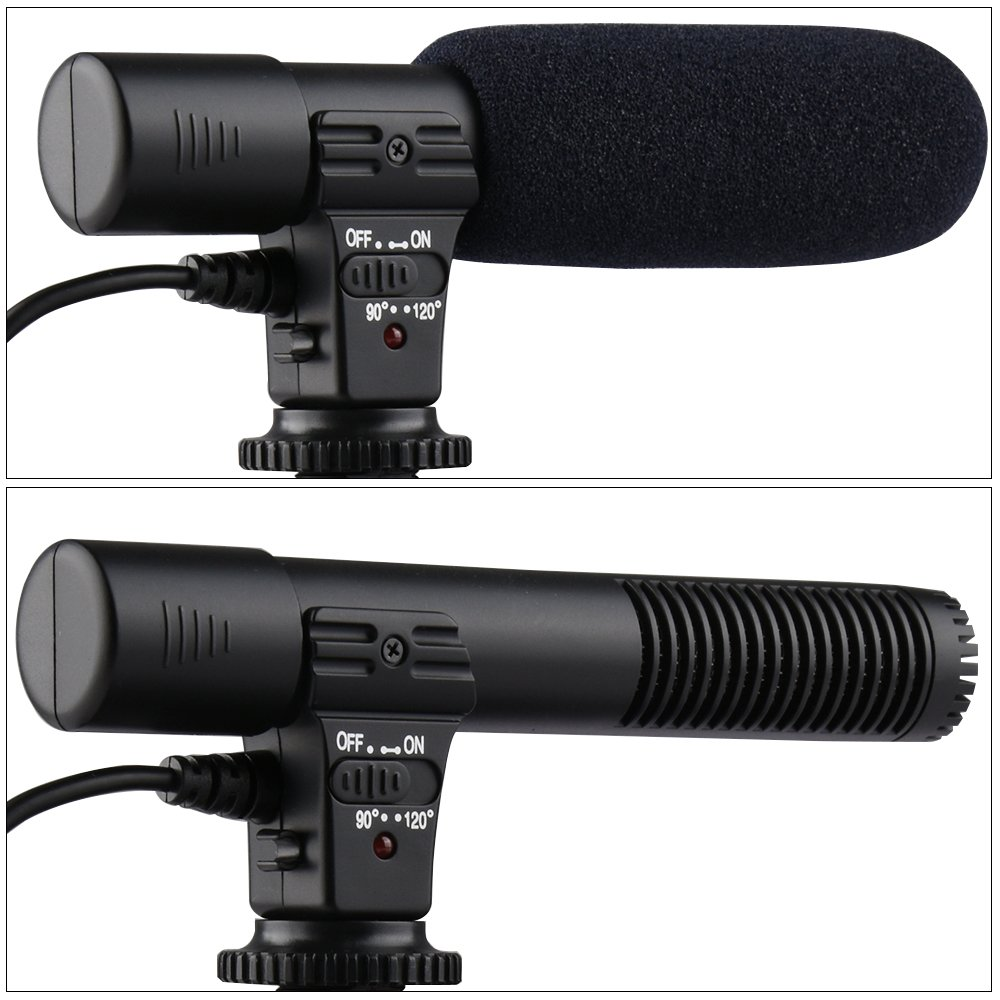ProFOCUS Video Mic-01 stereo microphone