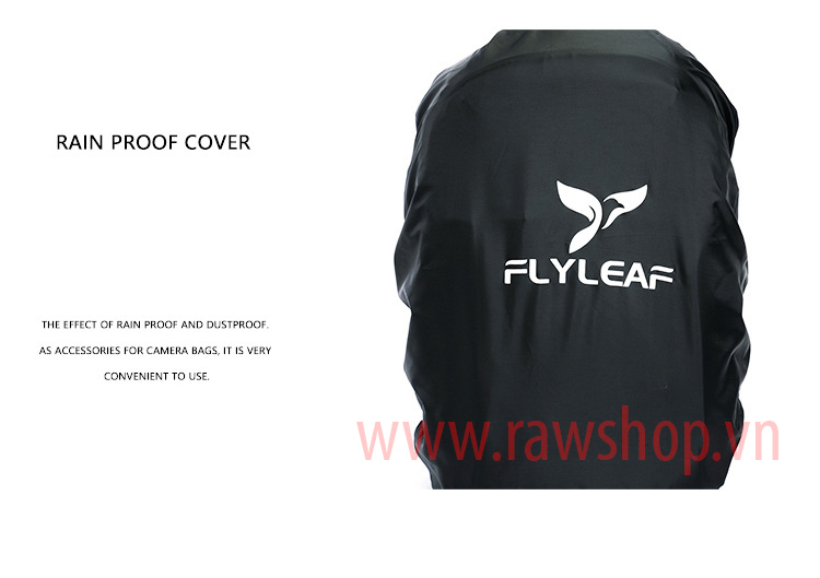 Balo ProFOCUS Grey Fly leaf - Full Foto