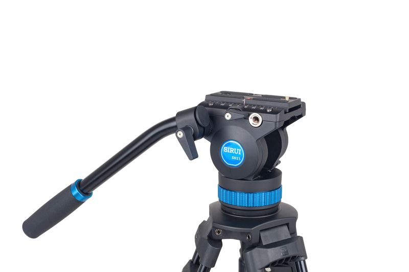 Video tripod Sirui Aluminium SH15