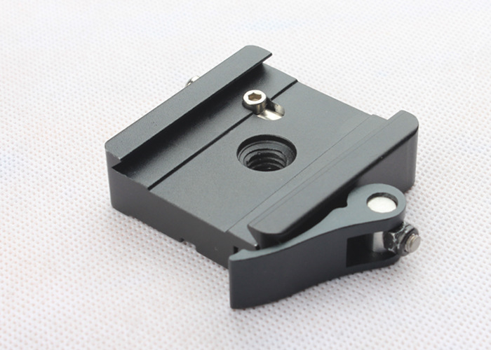 Combo quick release with plate ProFOCUS - dạng kẹp thao tác nhanh