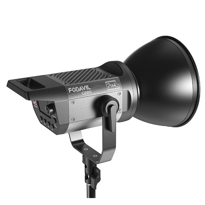 Đèn LED COB Pixel FODAVIL 220W - Bowens mounts -