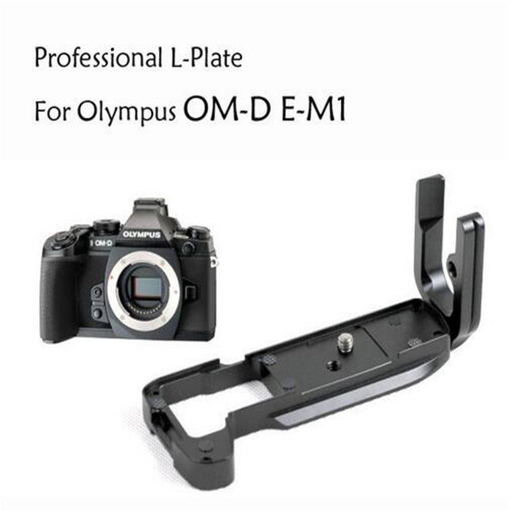 L plate bracket for Olympus OM-E EM1