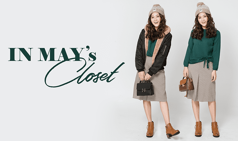 Mix & Match   IN MAY'S CLOSET