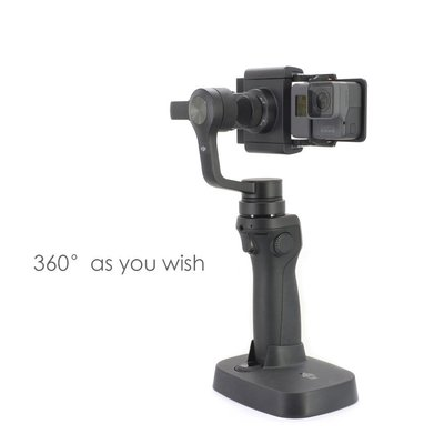 MOUNT GOPRO CHO DJI OSMO MOBILE - New Adapter