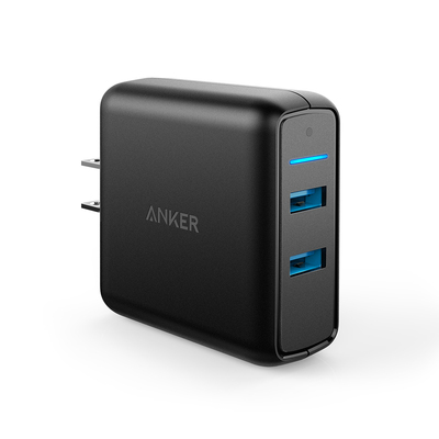 Sạc Anker PowerPort Speed 2, Quick Charge 3.0, 39W - Black