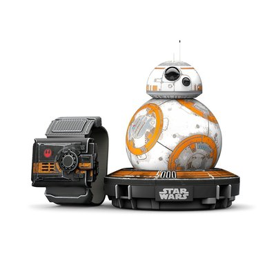 Sphero Star Wars BB-8 Robot with Star Wars Force Band