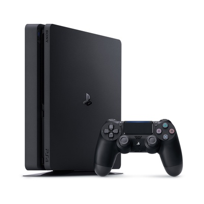 PlayStation 4 Slim - 500 GB - ĐEN