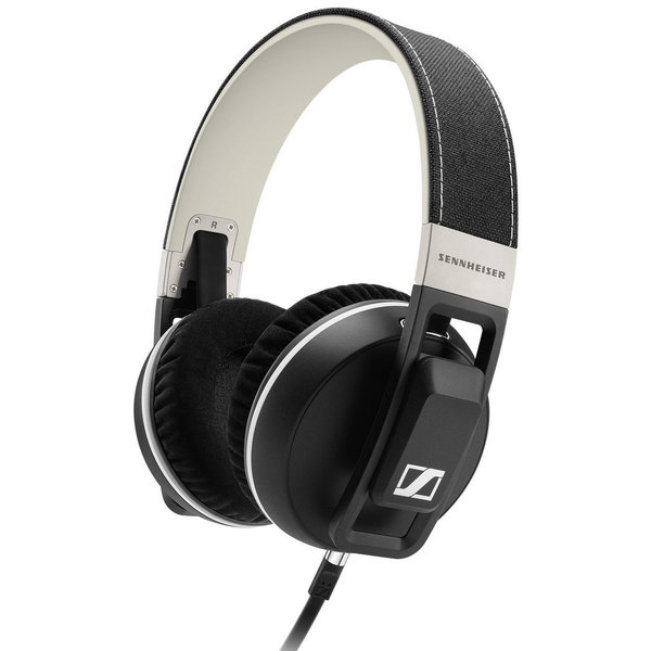 Sennheiser URBANITE XL Over-Ear Headphones (Android version), Black