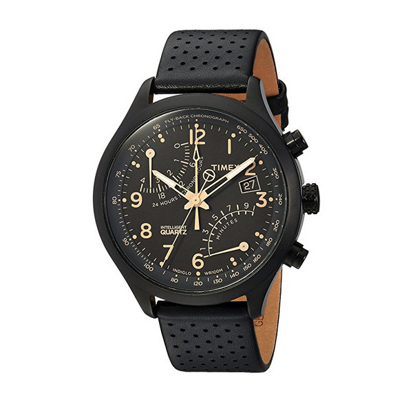 Timex Intelligent Quartz Fly-Back Chronograph Watch