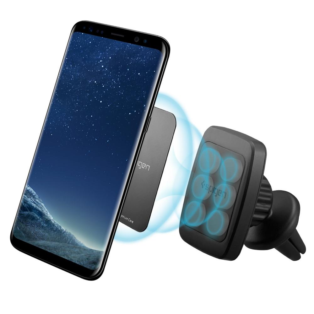 Spigen Kuel® H12 Hexa-Core Magnetic Air Vent Car Mount