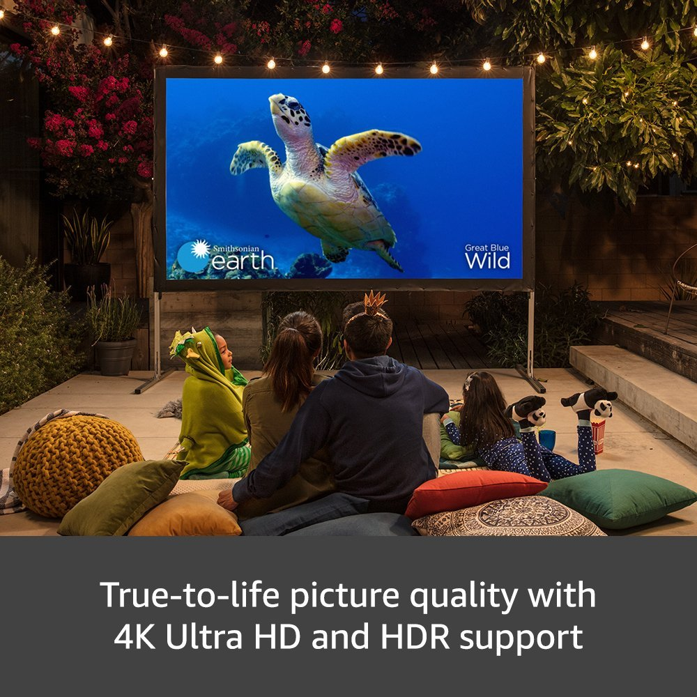 Amazon Fire TV 4K HDR (2017)