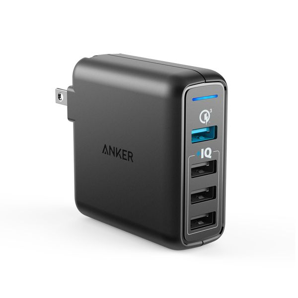 Sạc Anker PowerPort Speed 4, Quick Charge 3.0, 43.5W