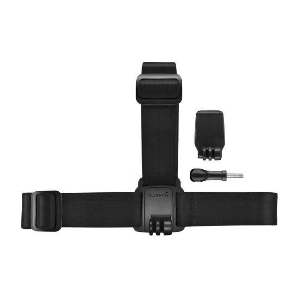 Garmin Head Strap Mount With Ready Clip (VIRB®)