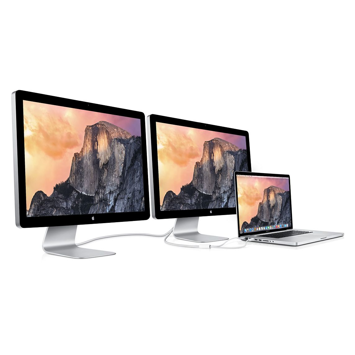 Apple Thunderbolt Display (27-inch) - 2nd hand