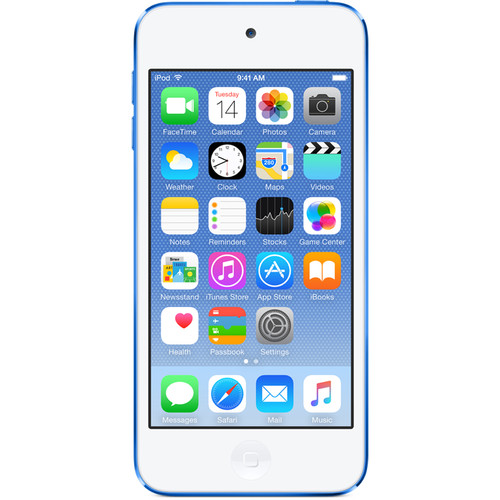 Apple iPod Touch (6th Generation) 32GB - Blue