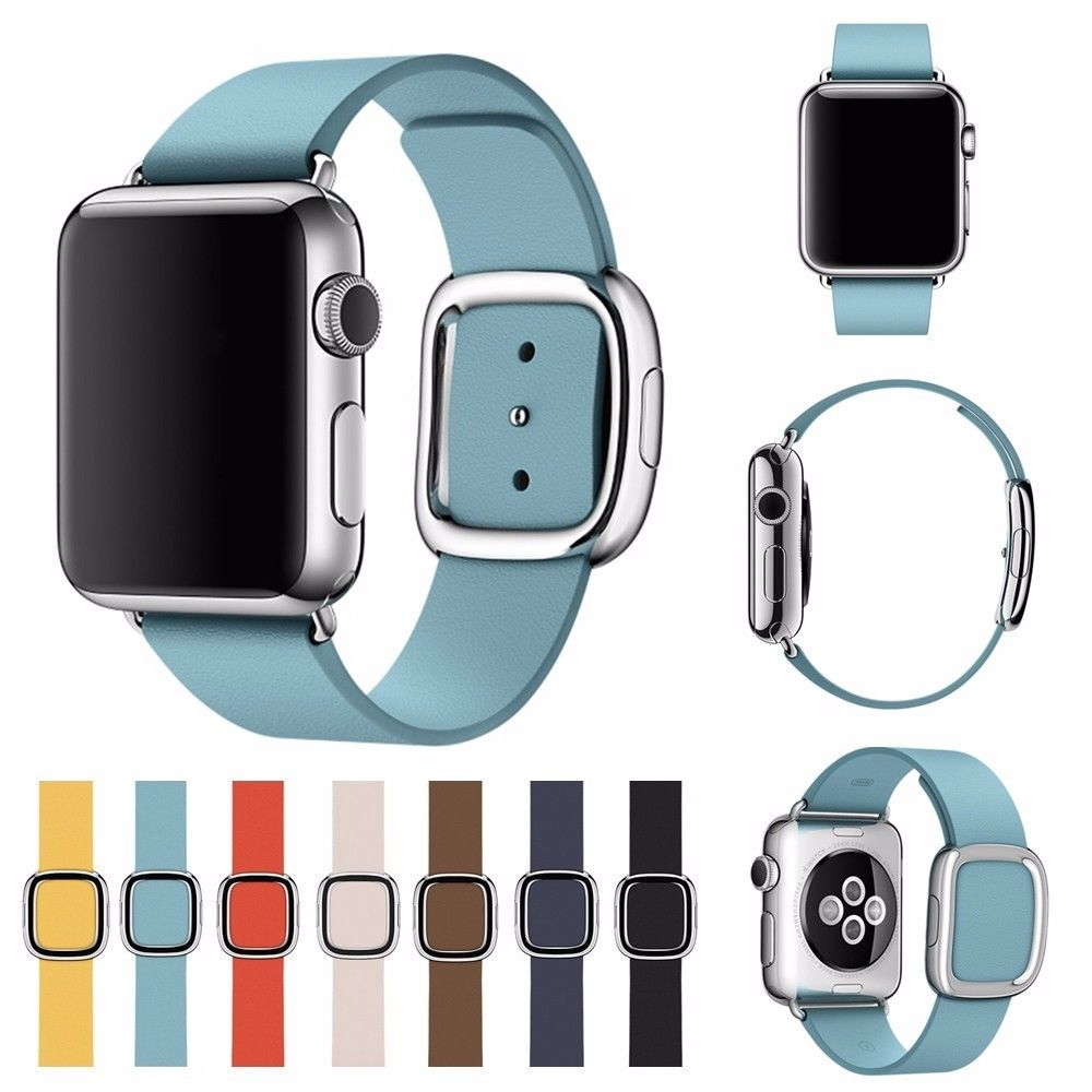 Quai Modern Buckle Apple Watch 42/44mm - OEM