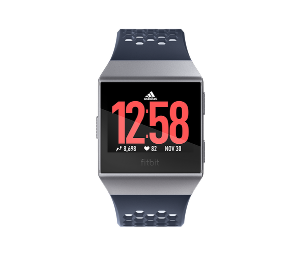 Fitbit Ionic: Adidas Edition (mới 99%)