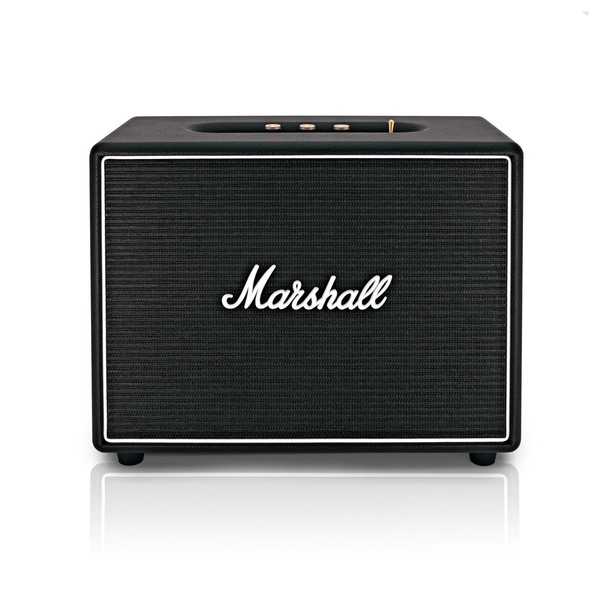 Marshall Woburn Bluetooth Speaker Limited Edition - Black