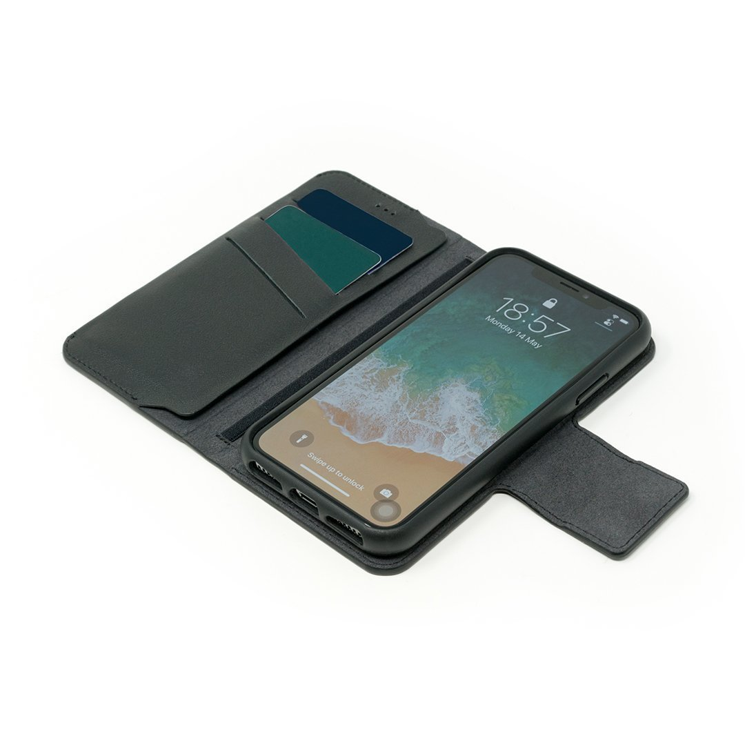 Ví da Mous Flip Wallet iPhone X