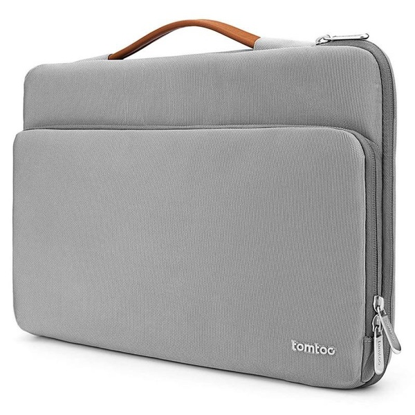 Túi chống sốc Tomtoc Briefcase Macbook Pro 15inch - Silver