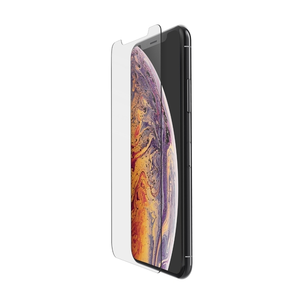 Belkin ScreenForce® InvisiGlass™ Ultra Screen Protection iPhone XS Max