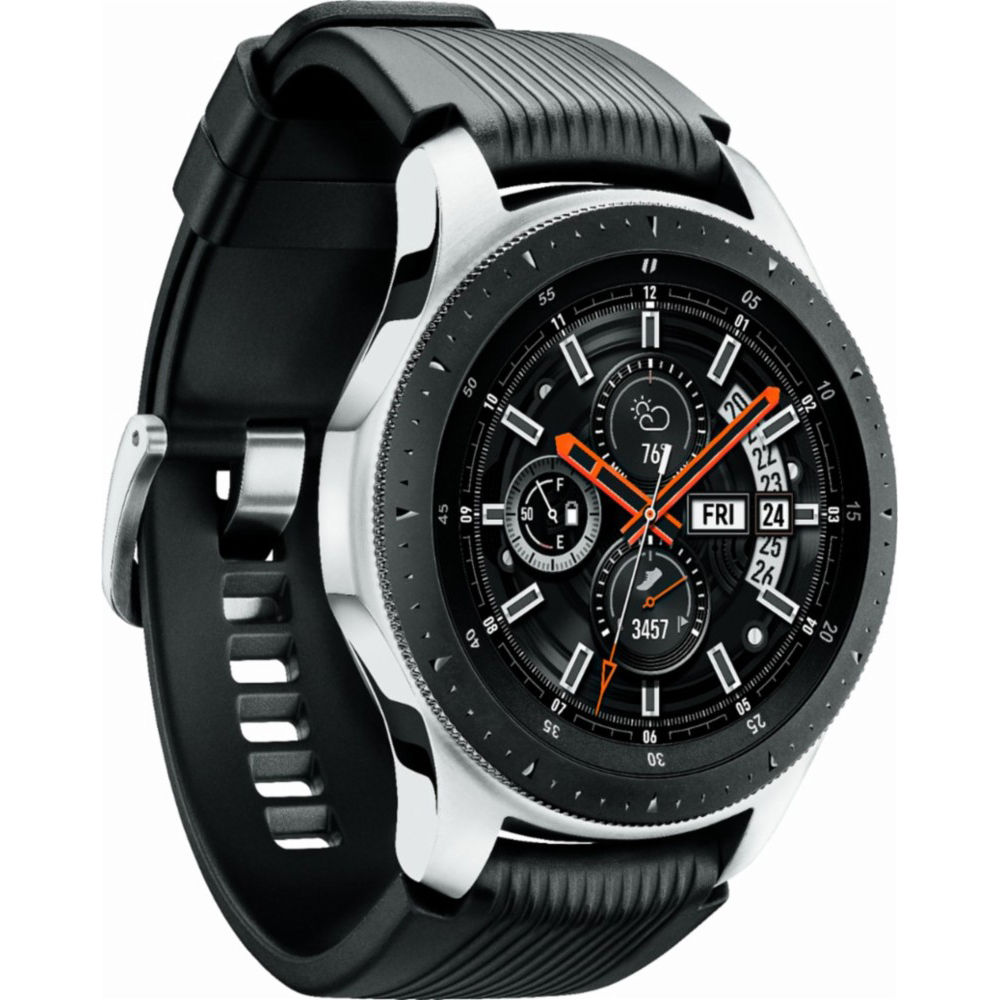 Samsung Galaxy Watch (Silver, 46mm), nhập khẩu
