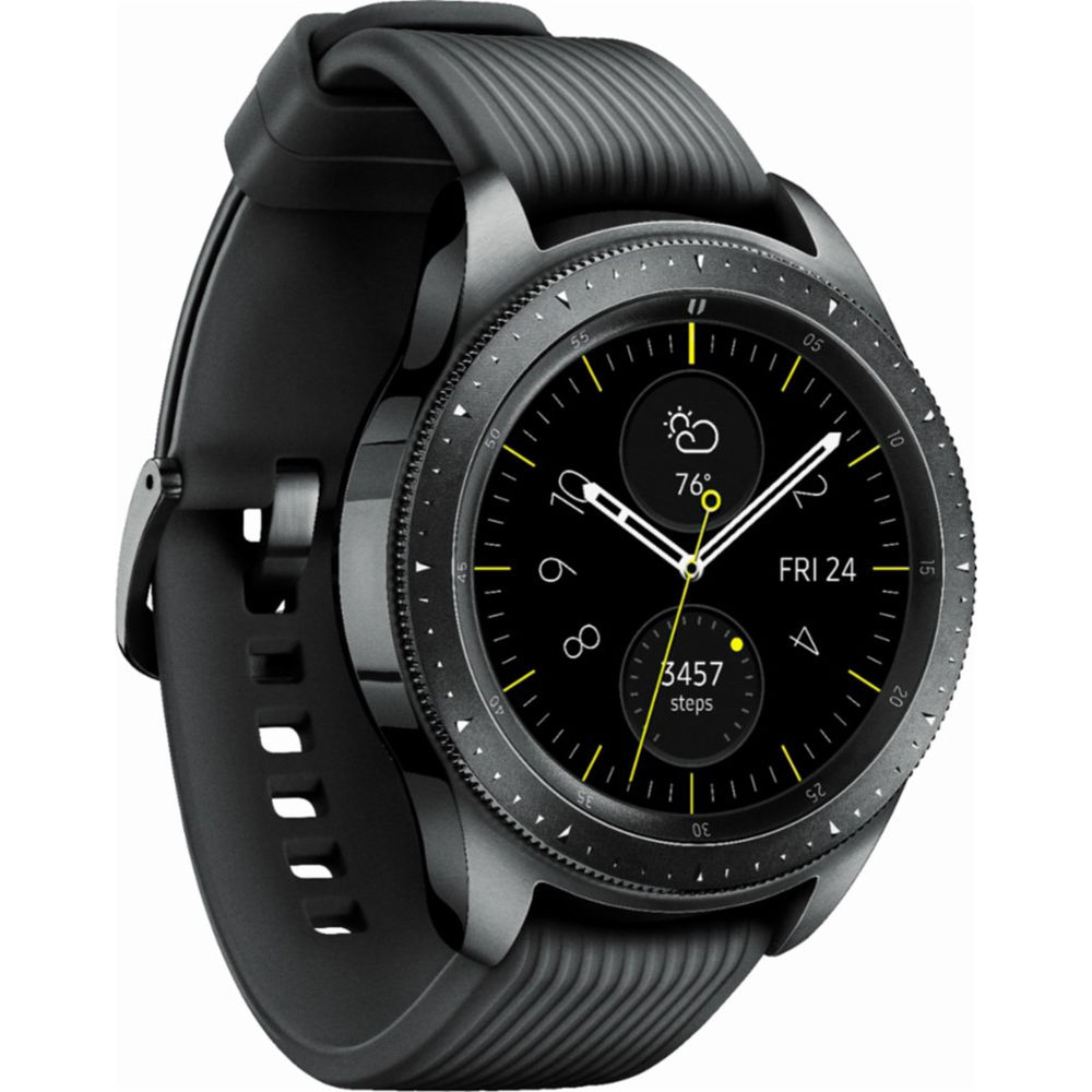 Samsung Galaxy Watch (Midnight Black, 42mm)