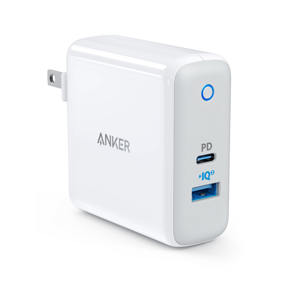 Sạc Anker PowerPort II with Power Delivery 49.5w - White