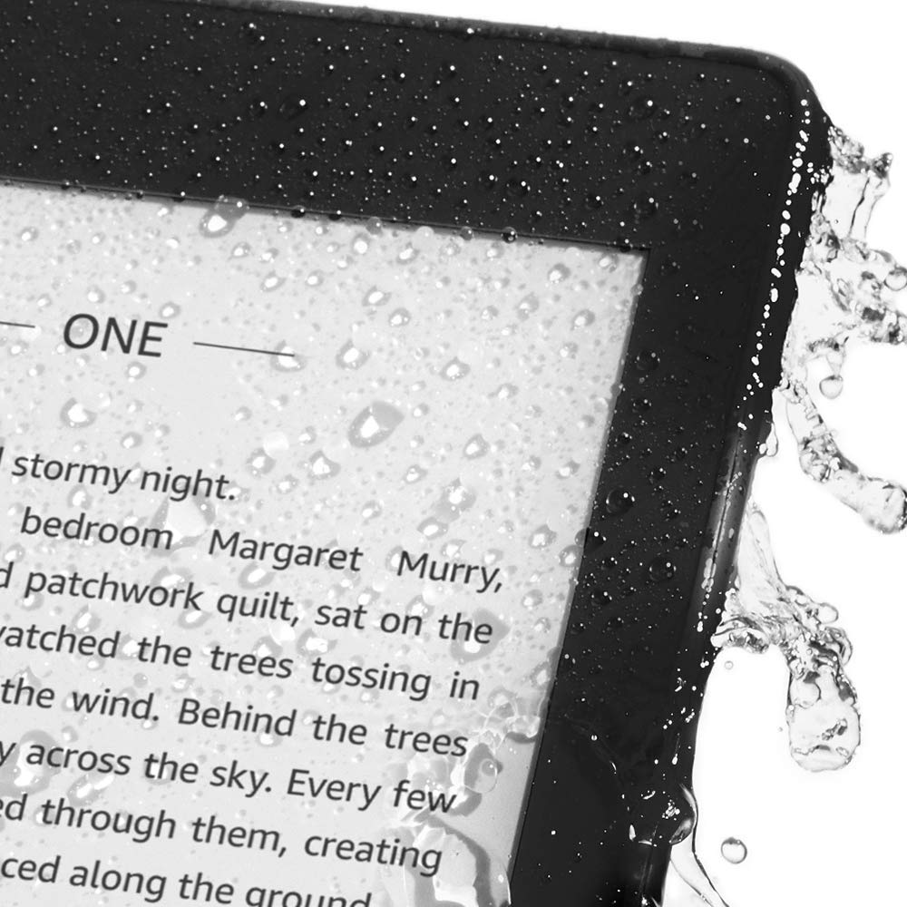 Amazon All-new Kindle Paperwhite 2018, chống nước, 8GB