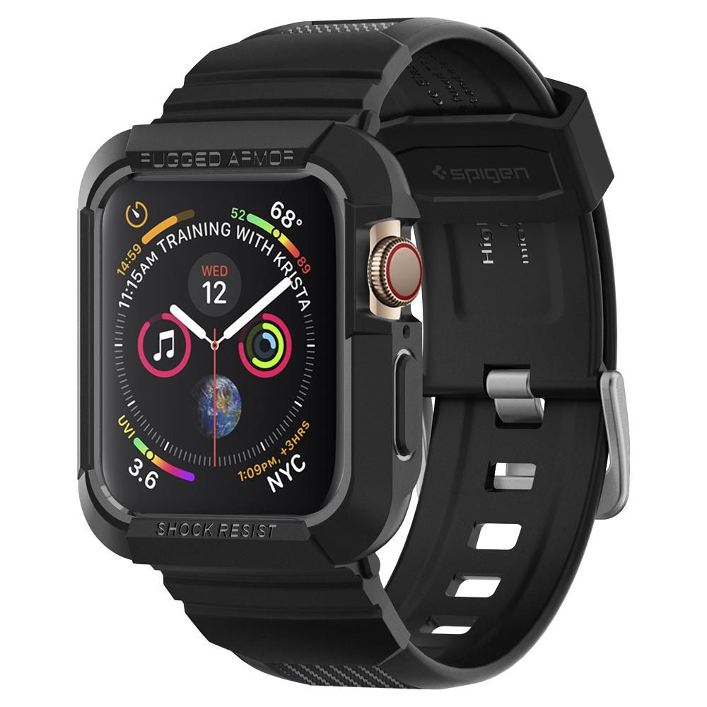 Spigen SGP Apple Watch Series 4 (44mm) Case Rugged Armor Pro